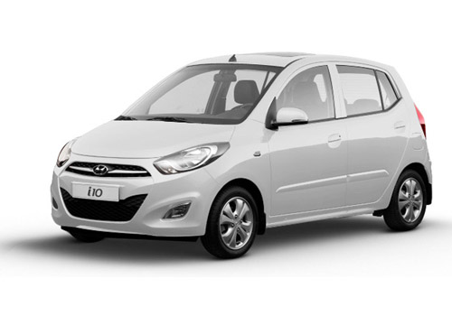 Rent a Hyundai i10 or similar car in Crete