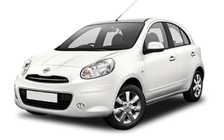 Rent a Nissan Micra or similar car in Crete