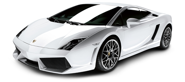 Rent a Lamborghini  Gallardo LP560 car in Crete
