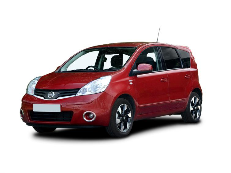 Rent a Nissan Note or similar car in Crete